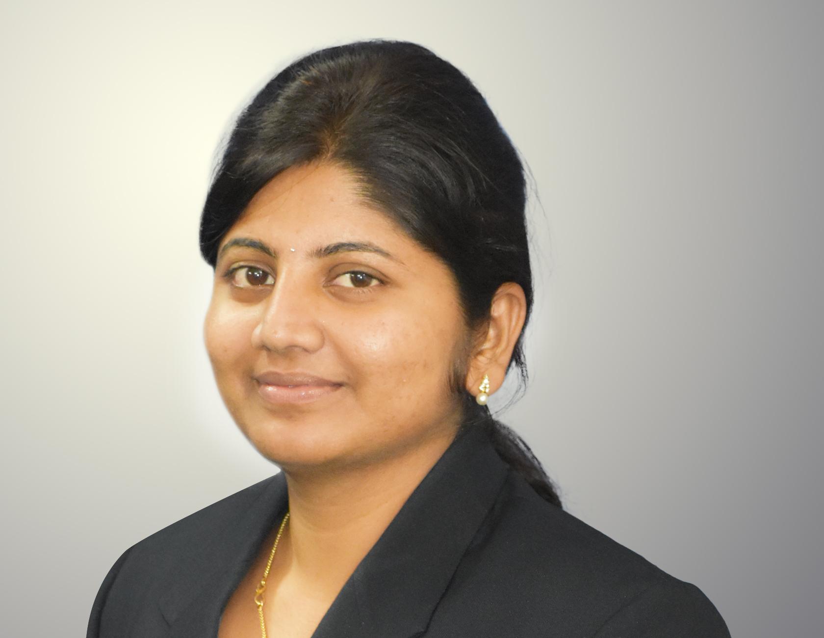 Anusha Amanaganti